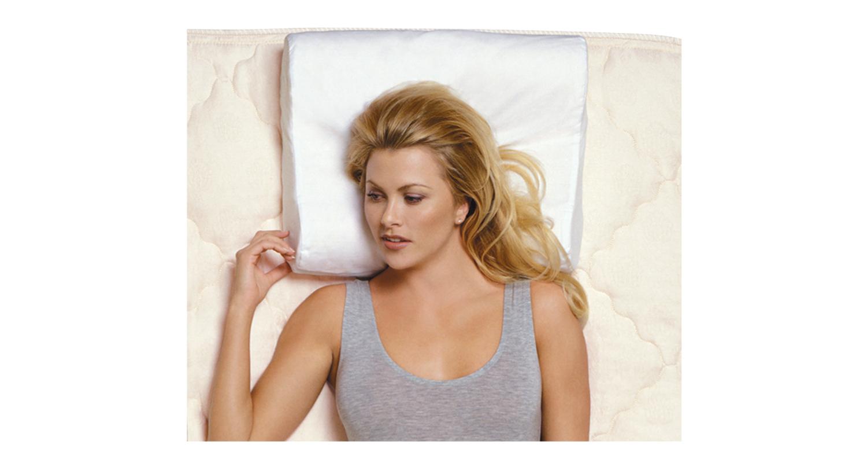 Sleepland Contoured Latex Pillow