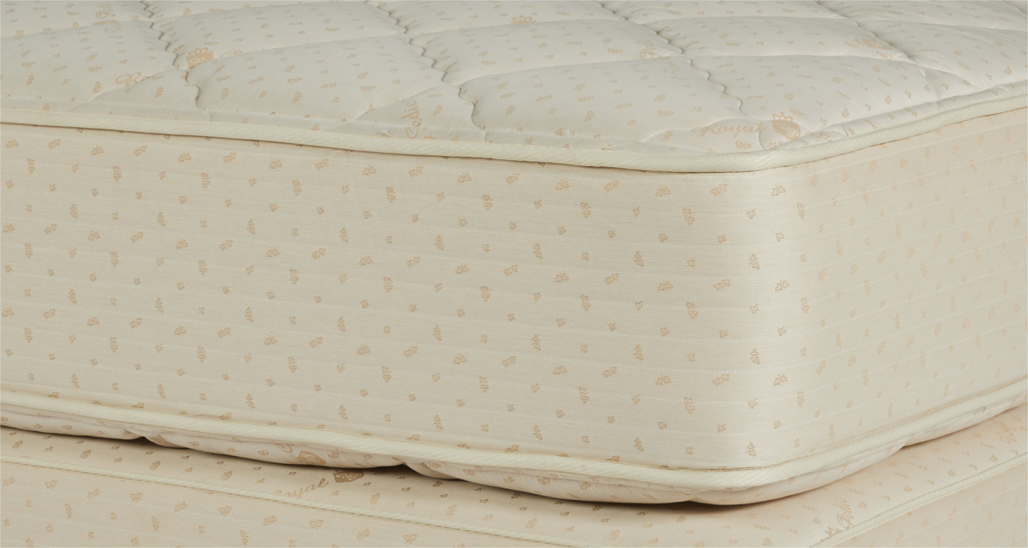 ROYAL-PEDIC QUILT-TOP MATTRESS