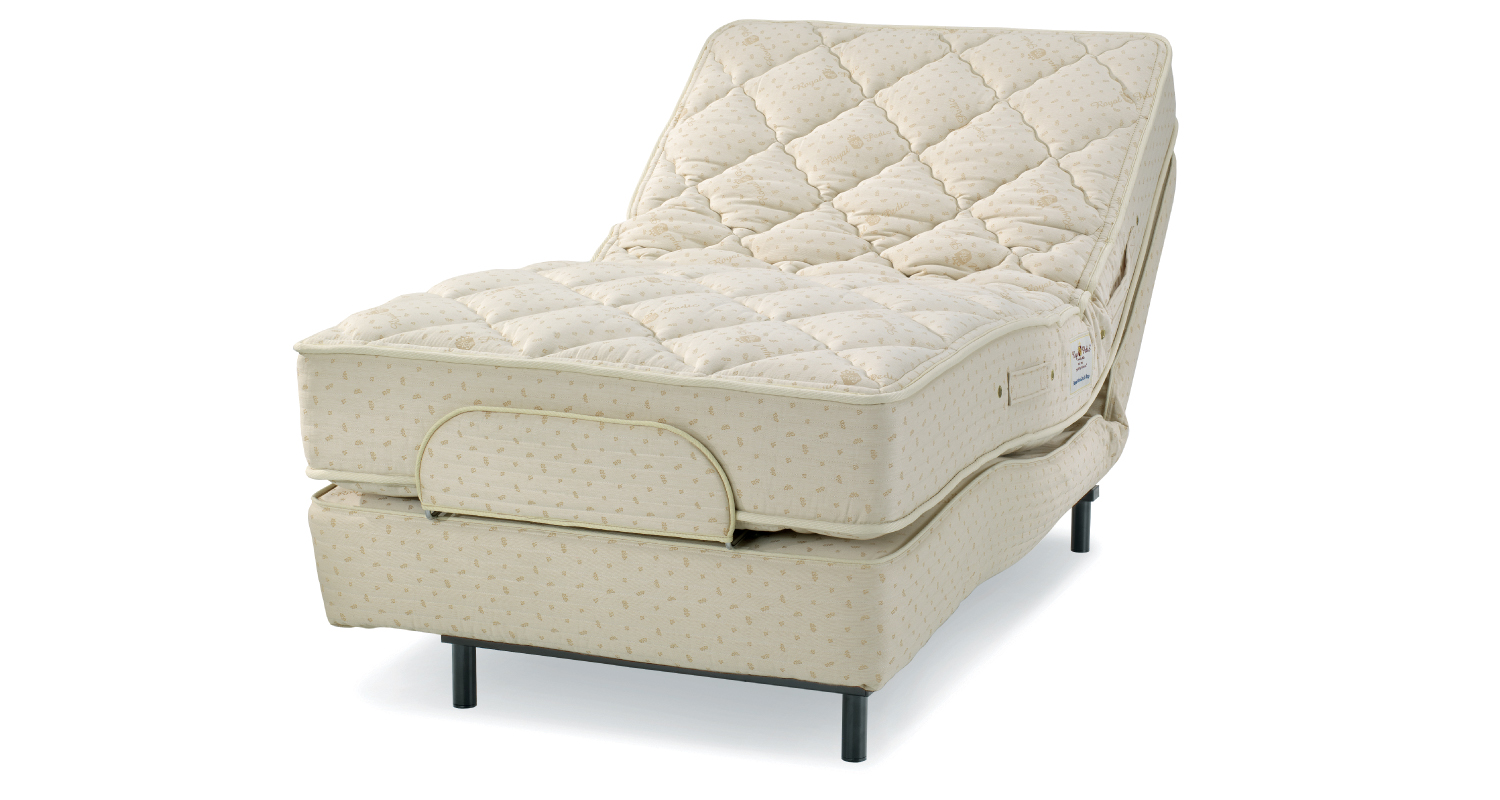 ROYAL-PEDIC DELUXE ADJUSTABLE BED